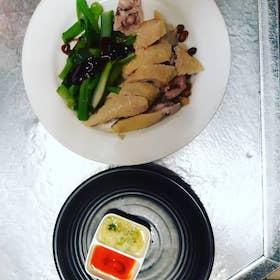 海南雞(例牌)