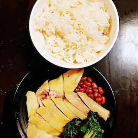海南走地雞飯