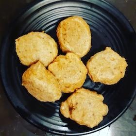 酥炸鯪魚塊(6塊)